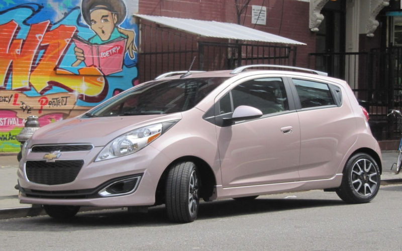 2013 Chevy Spark Owners Manual Pdf