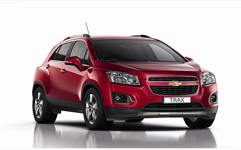 2013 Chevy Trax Owners Manual