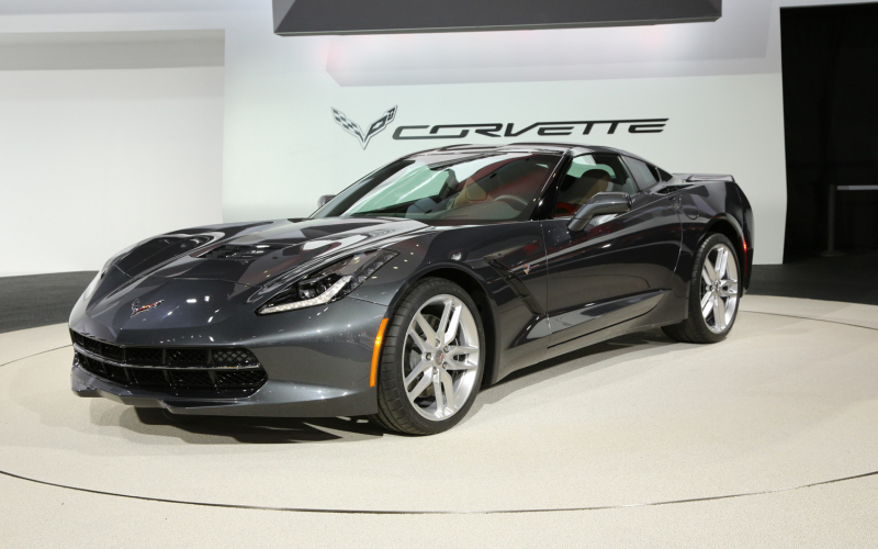 2014 Chevy Corvette Owners Manual