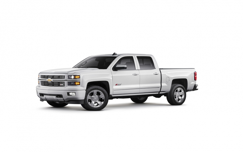 2015 Chevrolet 1500 Owners Manual