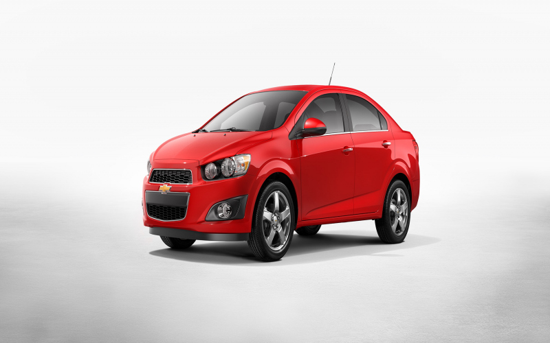 2015 Chevrolet Sonic Lt Owners Manual