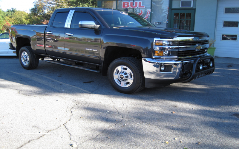 2015 Chevy 2500hd Owners Manual