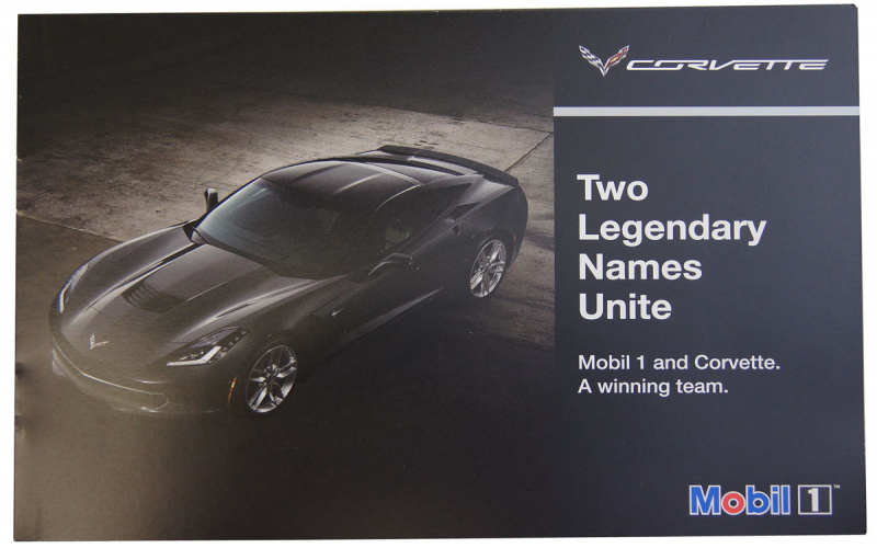 2015 Chevy Corvette Owners Manual
