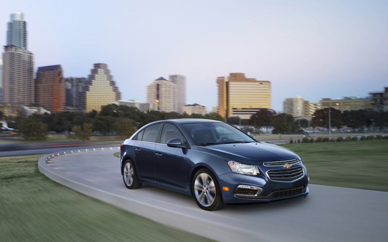 2015 Chevy Cruze Diesel Owners Manual