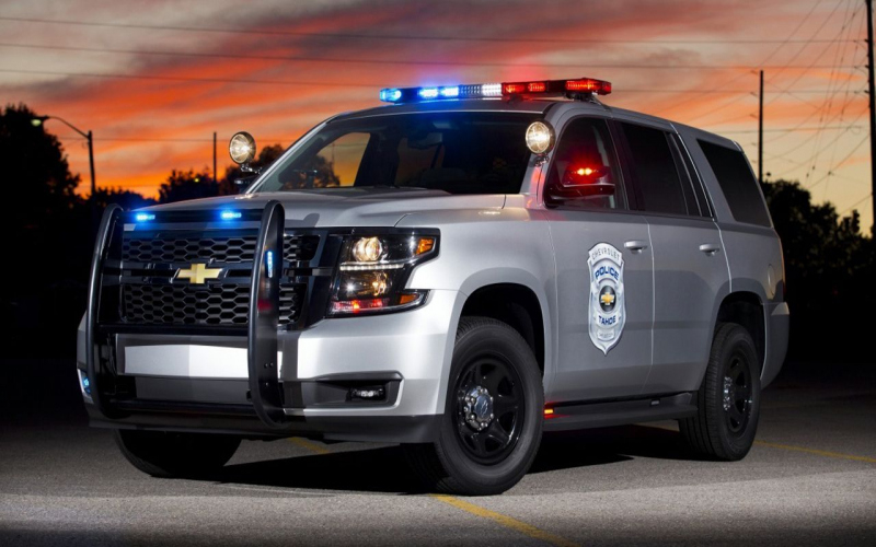 2015 Chevy Tahoe Police Package Owners Manual