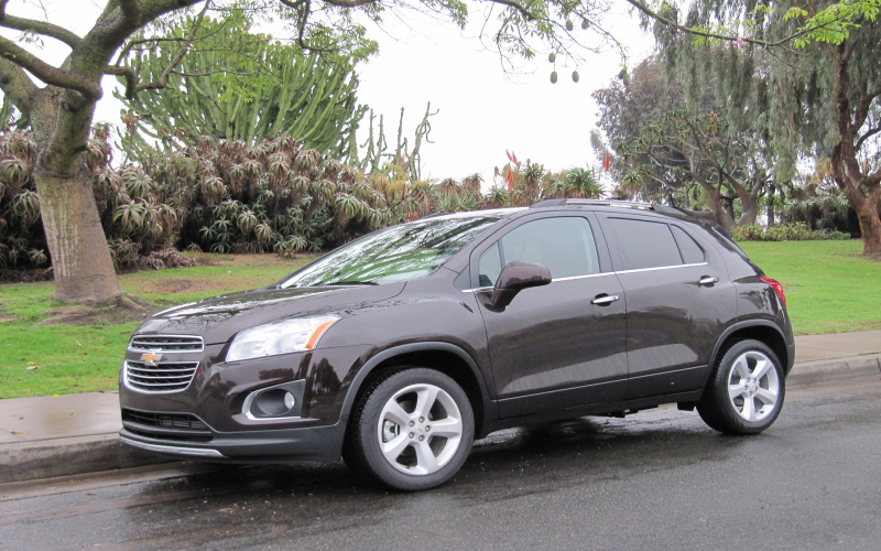 2015 Chevy Trax Ltz Owners Manual