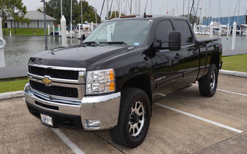 2016 Chevy 2500hd Duramax Owners Manual