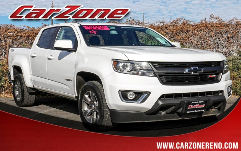 2016 Chevy Colorado Z71 Owners Manual