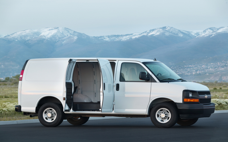 2016 Chevy Express Van Owners Manual
