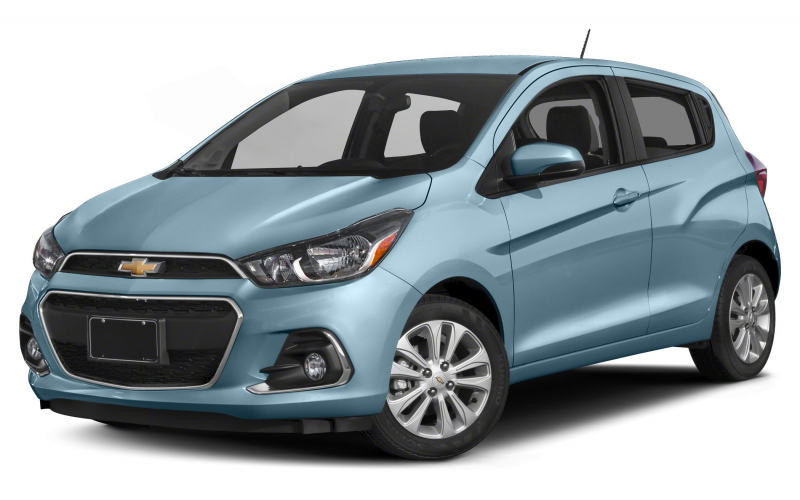 2016 Chevy Spark Owners Manual