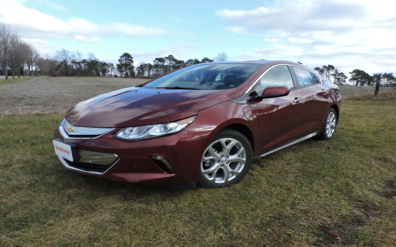 2016 Chevy Volt Owners Manual