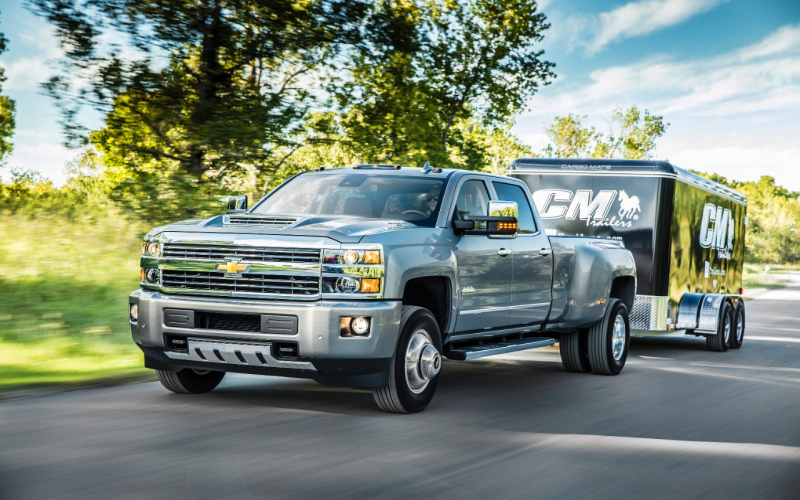 2017 Chevrolet 3500 Owners Manual