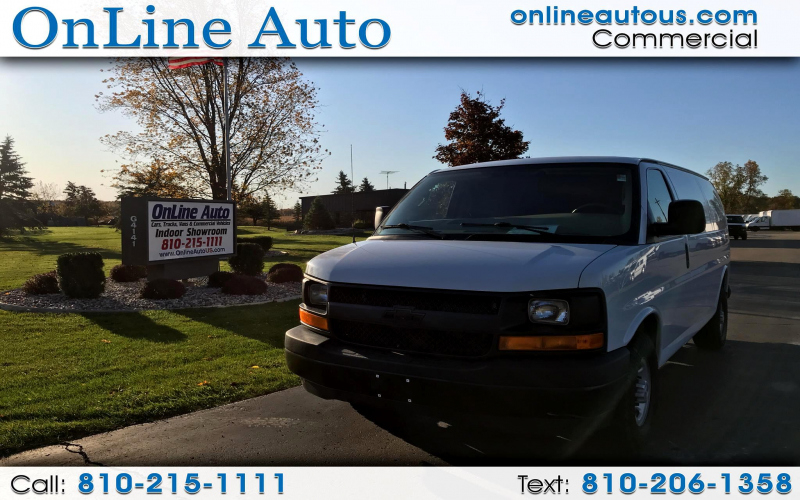 2017 Chevrolet Express Owners Manual