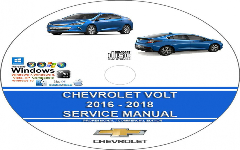 2017 Chevrolet Volt Owners Manual