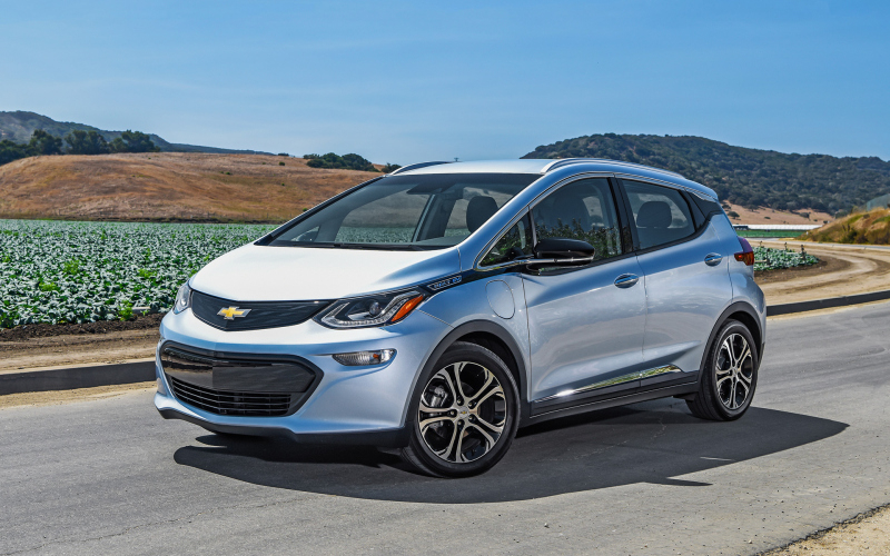 2017 Chevy Bolt Ev Owners Manual