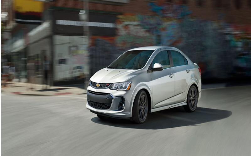 2017 Chevy Sonic Rs Owners Manual