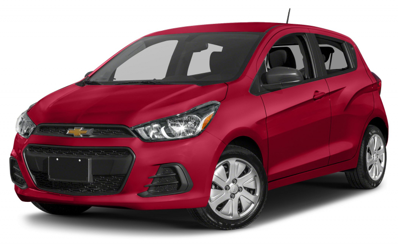 2017 Chevy Spark Owners Manual