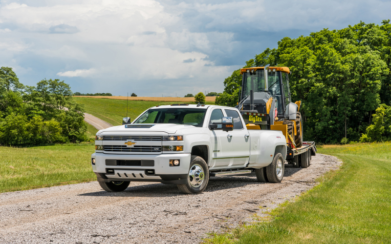 2018 Chevrolet 3500hd Owners Manual