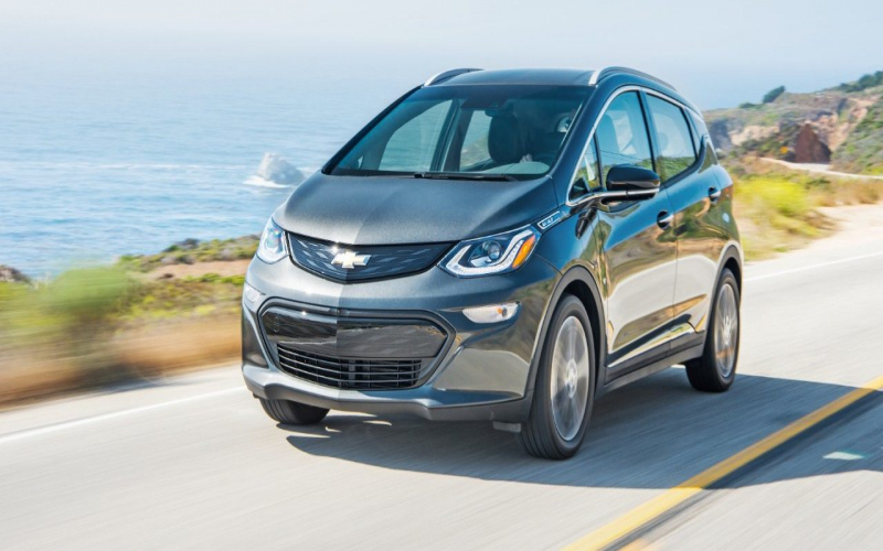 2018 Chevy Bolt Owners Manual