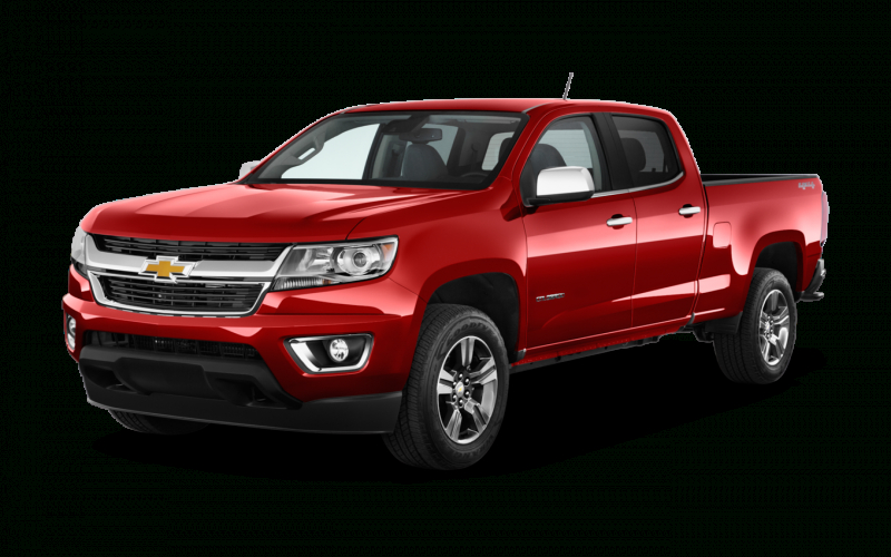 2018 Chevy Colorado Wt Owners Manual