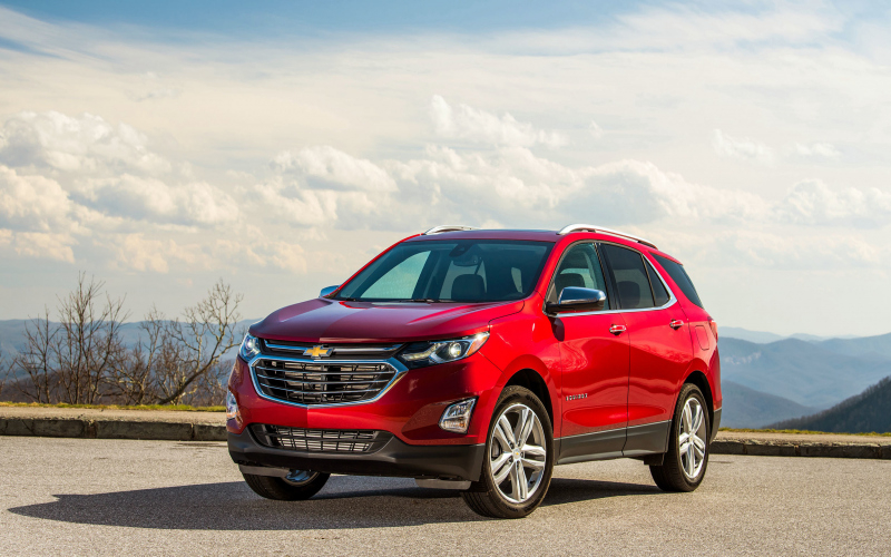 2018 Chevy Equinox Lt Owners Manual