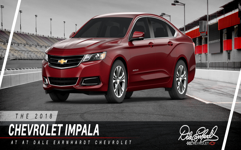 2018 Chevy Impala Owners Manual