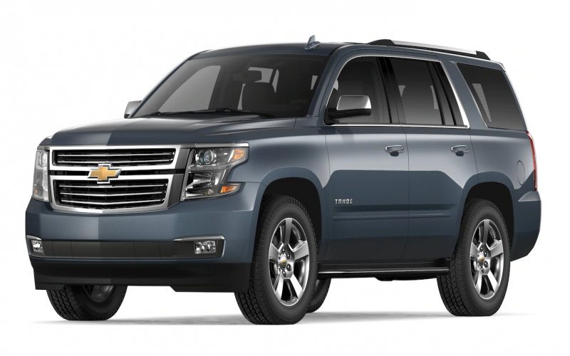 2018 Chevy Suburban Owners Manual