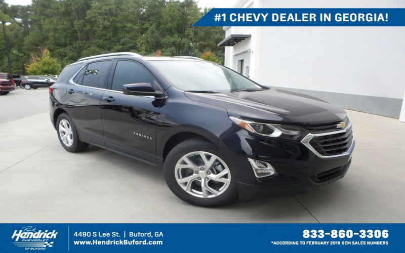 2019 Chevrolet Equinox Owners Manual