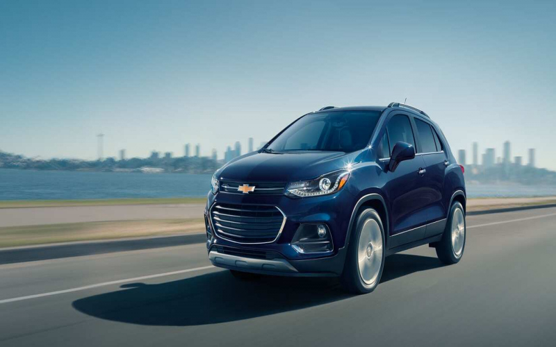 2019 Chevy Trax Owners Manual