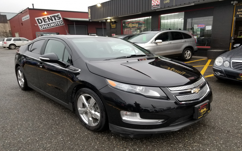 Owners Manual For 2012 Chevy Volt