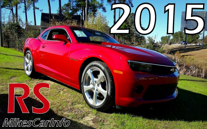 Owners Manual For 2015 Chevy Camaro