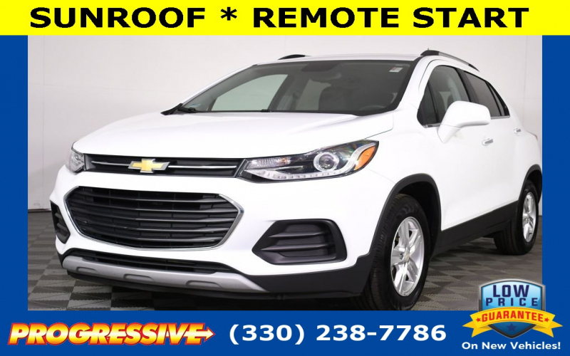 Owners Manual For 2018 Chevy Trax