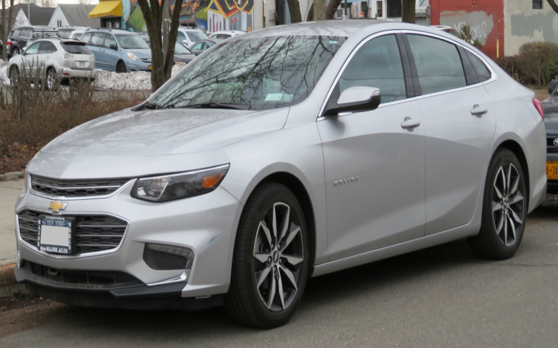 Owners Manual For A 2014 Chevy Malibu