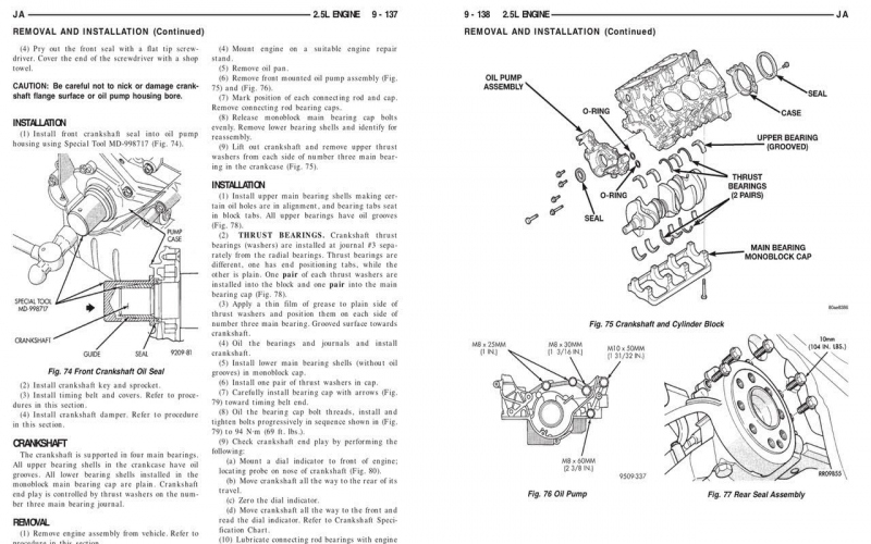 2000 Dodge Stratus Owners Manual Online