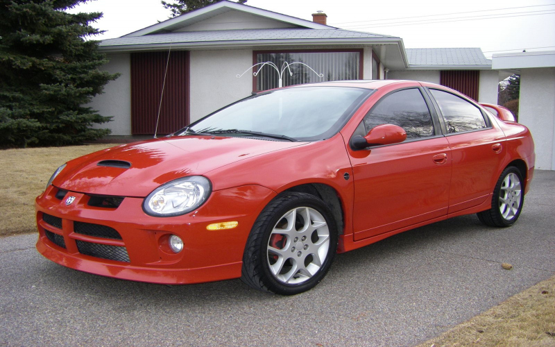 2004 Dodge Neon Srt 4 Owners Manual