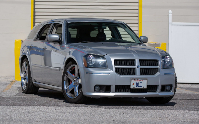 2006 Dodge Magnum Rt Owners Manual