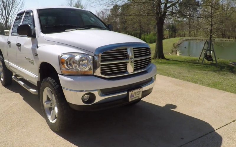 2007 Dodge Ram 1500 Big Horn Edition Owners Manual