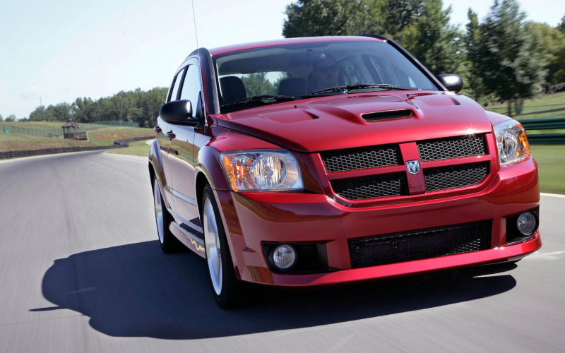 2008 Dodge Caliber Srt4 Owners Manual