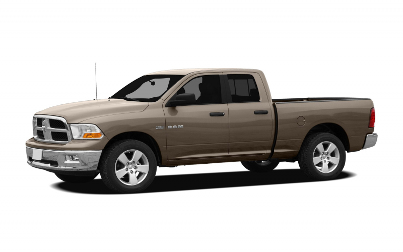 2009 Dodge Ram 1500 Slt Owners Manual