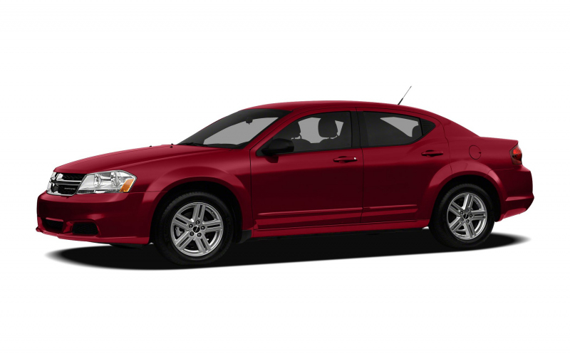 2011 Dodge Avenger Lux Owners Manual