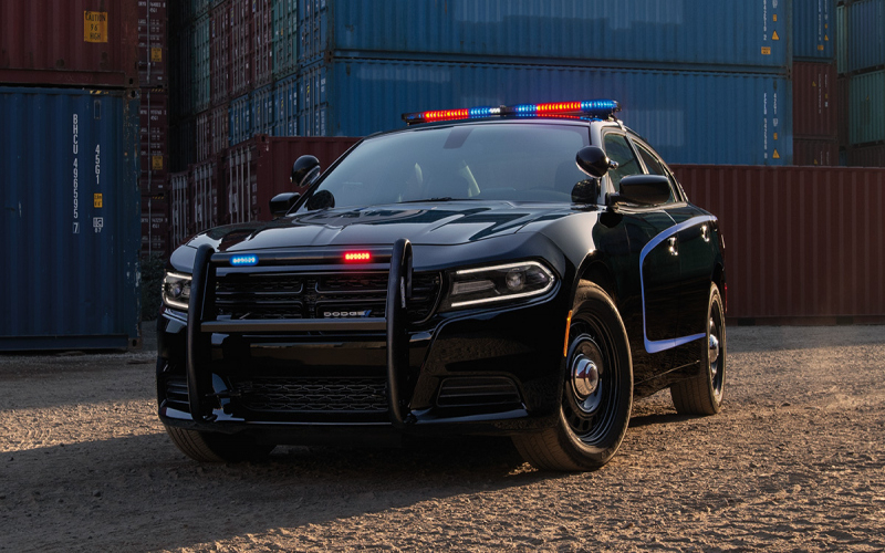 2011 Dodge Charger Police Owners Manual