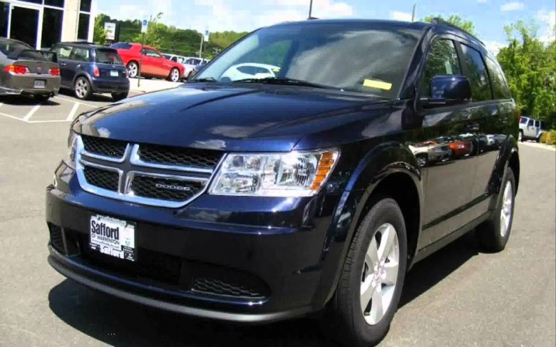 2011 Dodge Journey Mainstreet Owners Manual