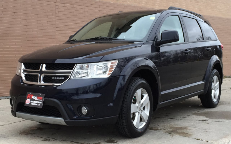 2011 Dodge Journey Owners Manual