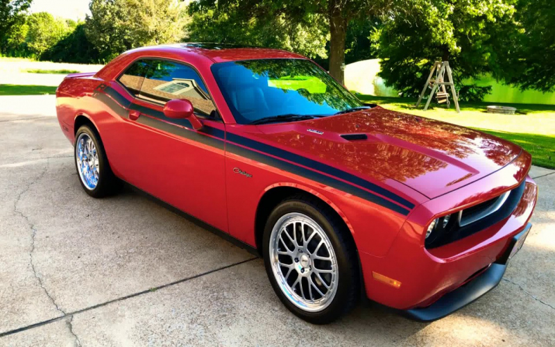 2013 Dodge Challenger Rt Classic Owners Manual