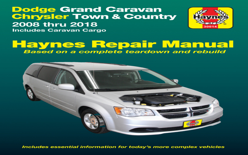 2014 Dodge Caravan Owners Manual Pdf