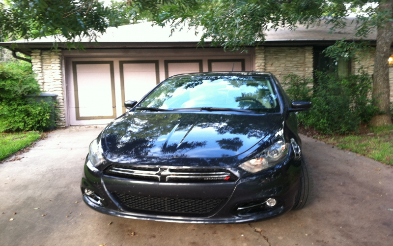 2014 Dodge Dart Limited Owners Manual