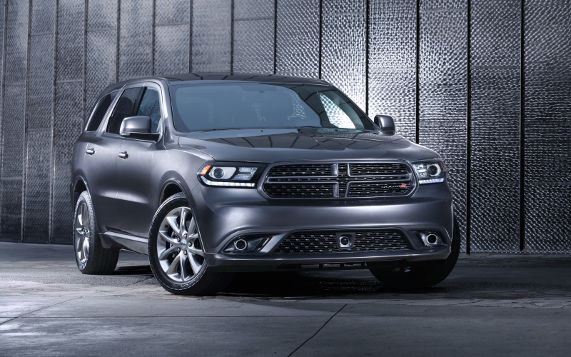2014 Dodge Durango Rt Owners Manual