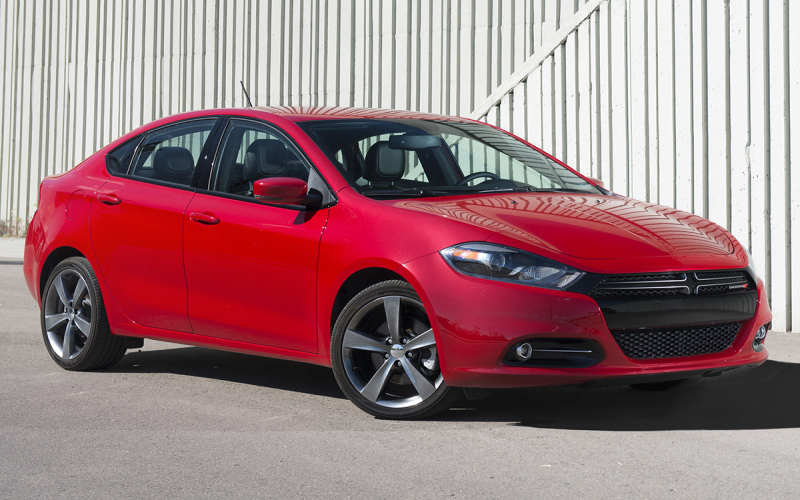 2015 Dodge Dart Limited Owners Manual