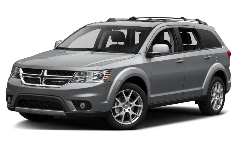 2016 Dodge Journey R T Owners Manual