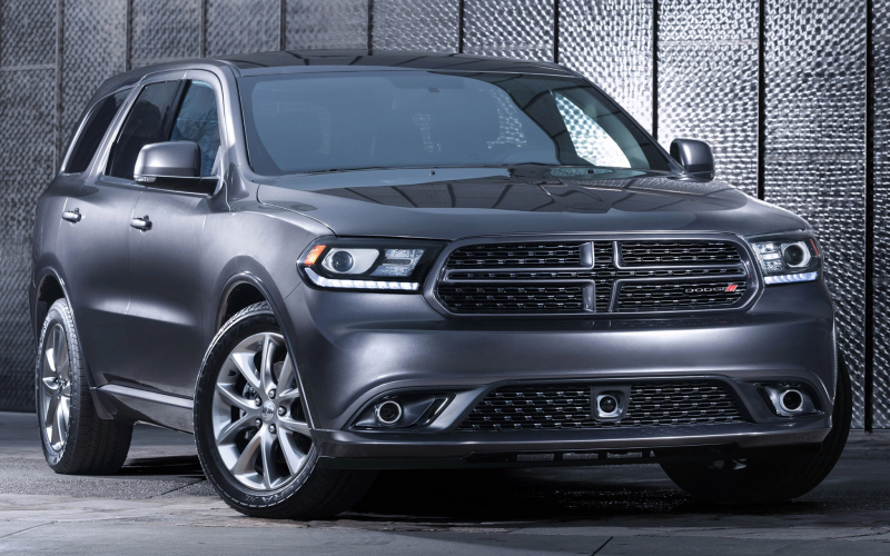 2017 Dodge Durango R T Owners Manual
